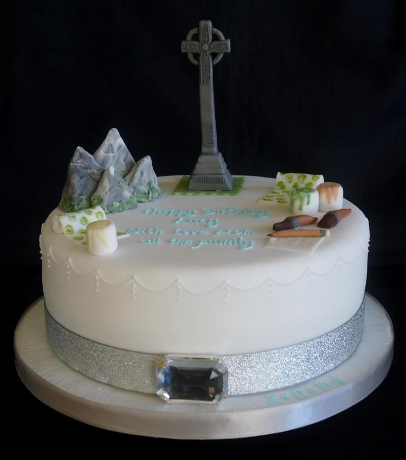 Birthday Cake Pictures For Adults : Adult Birthday Cakes - Centrepiece Cake Designs Isle of Wight