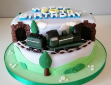 Birthday-train