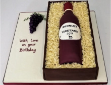 Red wine boxed