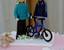 Clay-cake-topper-figures