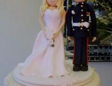 Marines-bride