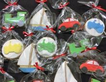 Individual-shortbread-boats-cars