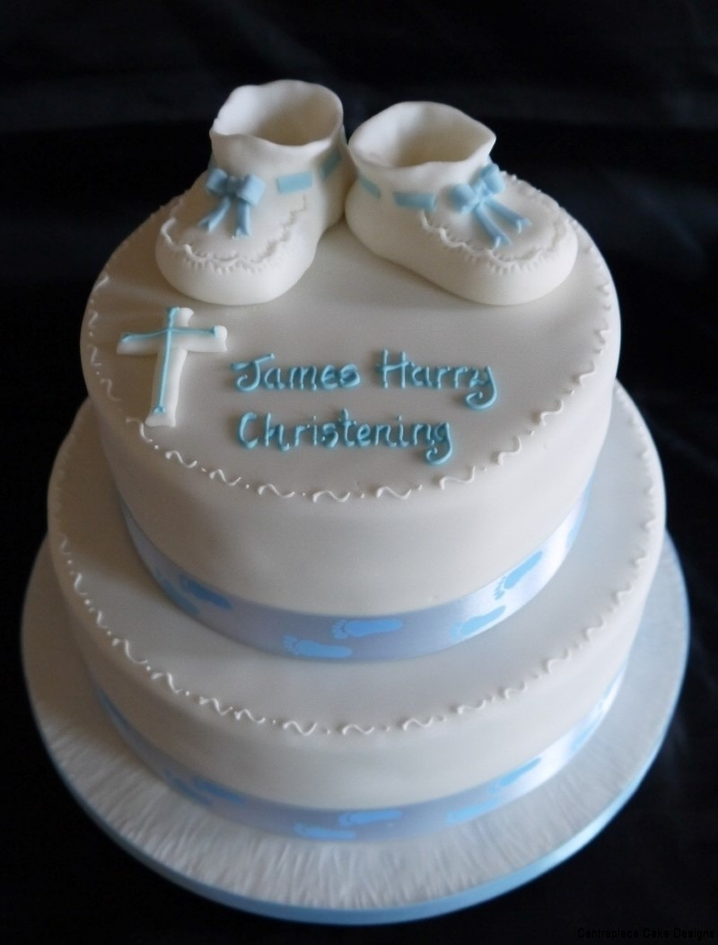 Christening Cakes - Centrepiece Cake Designs Isle of Wight
