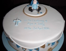 Christening-brothers-cake