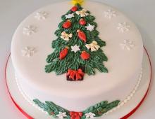Christmas-tree-red
