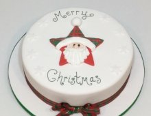 Santa-star
