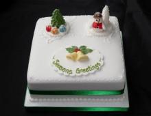 christmas-cakes-snowman-tree