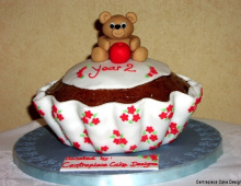 large-cup-cake-bear