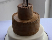 Pork-pie-wedding