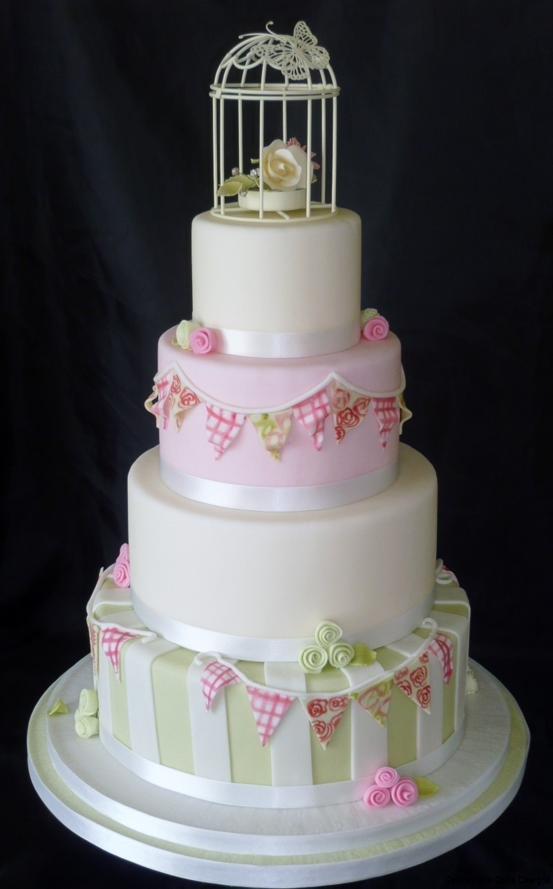 Stacked Wedding Cakes Isle Of Wight Wedding Cake Makers