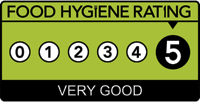 Food Hygiene 5 star rating
