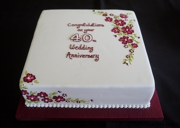 square wedding cake designs uk anniversary cakes from 163 60 00 centrepiece cake designs 20385