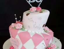 2-tier-25-wedding-anniversary