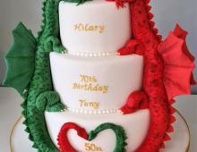 Adult-anniversary-dragon-cake