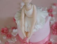 Ballerina-sitting