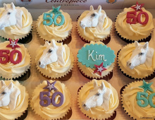 Horse-head-cupcakes