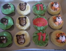 jungle-cup-cakes