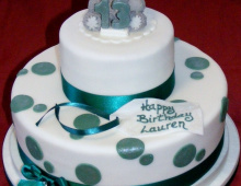 13th-birthday-2-tier
