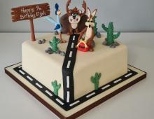 Road-runner-child-cake