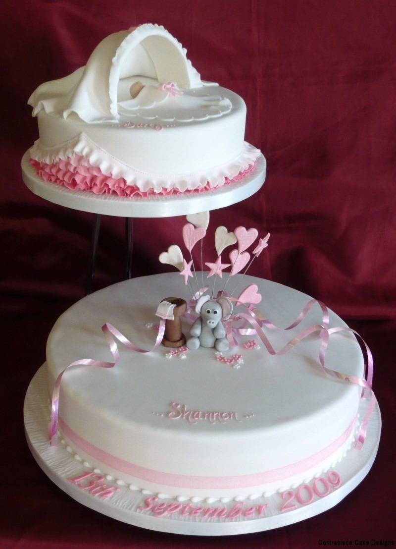 Christening Cakes From 163 60 00 Centrepiece Cake Designs