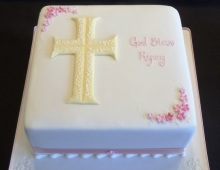 Christening-cross