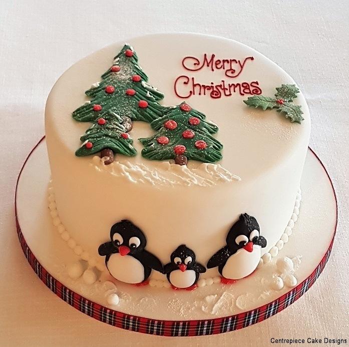 Резултат со слика за photos of christmas cakes