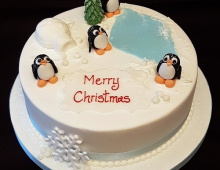 Christmas-penguins