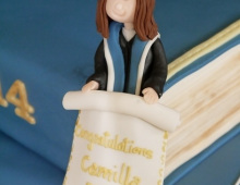Graduation-scroll