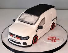 Birthday-van