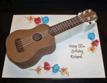 Guitar-flowers