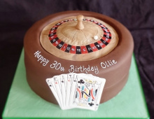 Roulette-cards
