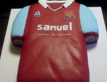 football-west-ham-shirt