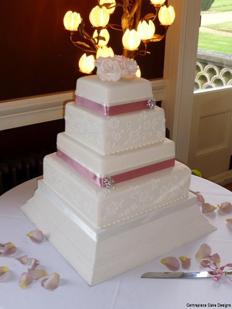 Stacked Wedding Cakes Isle Of Wight Wedding Cake Makers